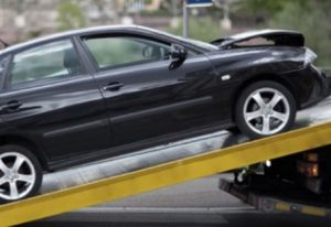Towing Services - Accident Recovery