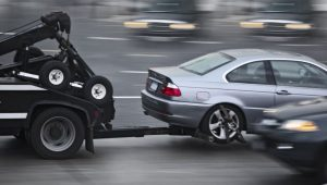 Towing Services - Wheel Lift Towiing